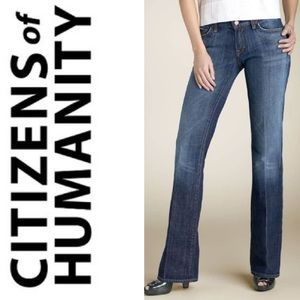 👖Citizens of Humanity Dita Petite Bootcut Jeans